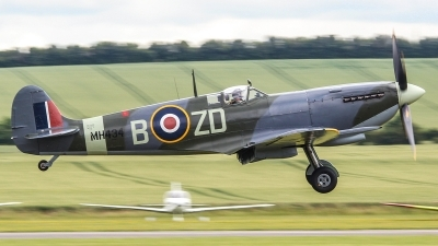 Photo ID 207666 by Ruben Galindo. Private Old Flying Machine Company Supermarine 361 Spitfire LF9C, G ASJV