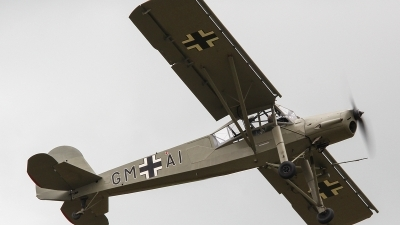 Photo ID 207650 by Ruben Galindo. Private Private Fieseler Fi 156A 1 Storch, G STCH