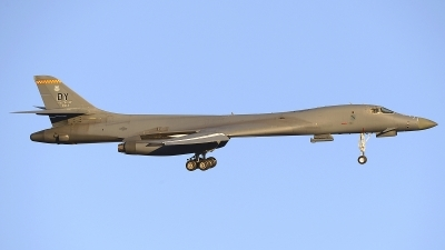Photo ID 207657 by Peter Boschert. USA Air Force Rockwell B 1B Lancer, 85 0089
