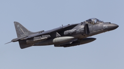 Photo ID 207713 by Tom Gibbons. USA Marines McDonnell Douglas AV 8B Harrier ll, 165427