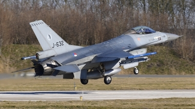 Photo ID 207814 by Peter Boschert. Netherlands Air Force General Dynamics F 16AM Fighting Falcon, J 632