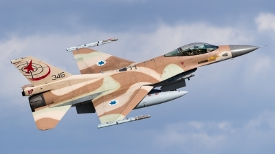 Photo ID 207802 by Andreas Zeitler - Flying-Wings. Israel Air Force General Dynamics F 16C Fighting Falcon, 345