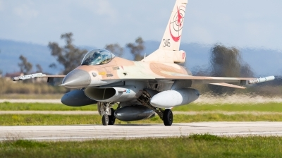 Photo ID 207800 by Andreas Zeitler - Flying-Wings. Israel Air Force General Dynamics F 16C Fighting Falcon, 345