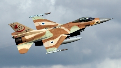 Photo ID 207870 by Carl Brent. Israel Air Force General Dynamics F 16C Fighting Falcon, 307