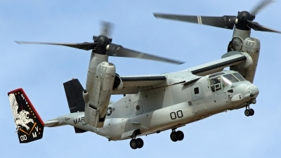 Photo ID 207875 by Richard de Groot. USA Marines Bell Boeing MV 22B Osprey, 168214