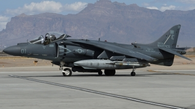 Photo ID 207880 by Hans-Werner Klein. USA Marines McDonnell Douglas AV 8B Harrier ll, 165001