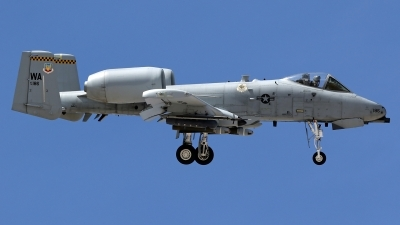 Photo ID 207862 by Richard de Groot. USA Air Force Fairchild A 10C Thunderbolt II, 79 0186