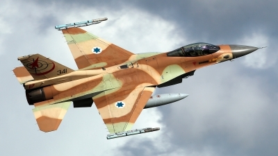 Photo ID 207916 by Carl Brent. Israel Air Force General Dynamics F 16C Fighting Falcon, 341
