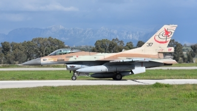 Photo ID 208001 by M.Schmal. Israel Air Force General Dynamics F 16C Fighting Falcon, 317