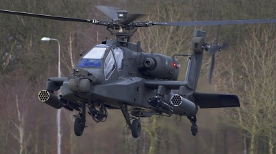 Photo ID 207956 by Robert Flinzner. Netherlands Air Force Boeing AH 64DN Apache Longbow, Q 24