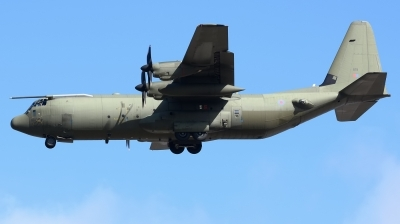 Photo ID 208030 by Alejandro Hernández León. UK Air Force Lockheed Martin Hercules C4 C 130J 30 L 382, ZH878