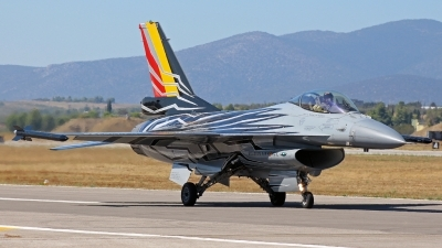 Photo ID 208052 by Kampitoglou Dimitrios. Belgium Air Force General Dynamics F 16AM Fighting Falcon, FA 123