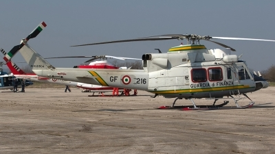 Photo ID 208107 by Roberto Bianchi. Italy Guardia di Finanza Agusta Bell AB 412HP Grifone, MM81504