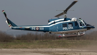 Photo ID 208106 by Roberto Bianchi. Italy Polizia Agusta Bell AB 212AM, MM81657