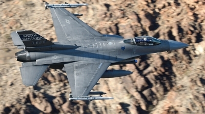 Photo ID 208135 by Hans-Werner Klein. USA Air Force General Dynamics F 16C Fighting Falcon, 93 0549