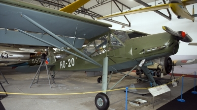 Photo ID 212054 by Joop de Groot. Czechoslovakia Air Force Fieseler Fi 156A 1 Storch, HO 20