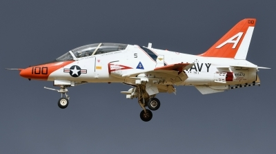 Photo ID 208186 by Hans-Werner Klein. USA Navy McDonnell Douglas T 45C Goshawk, 165472