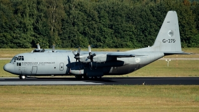 Photo ID 208213 by Michael Frische. Netherlands Air Force Lockheed C 130H Hercules L 382, G 275