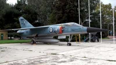 Photo ID 208308 by Carl Brent. Greece Air Force Dassault Mirage F1CG, 101