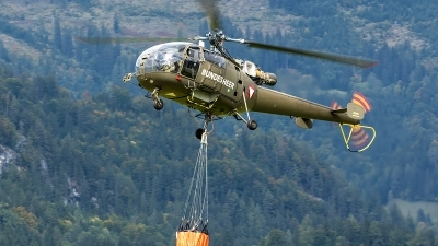 Photo ID 208360 by Thomas Ziegler - Aviation-Media. Austria Air Force Aerospatiale SA 316B Alouette III, 3E KL