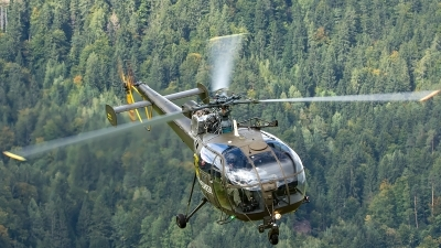 Photo ID 208385 by Thomas Ziegler - Aviation-Media. Austria Air Force Aerospatiale SA 316B Alouette III, 3E KR