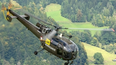 Photo ID 208355 by Thomas Ziegler - Aviation-Media. Austria Air Force Aerospatiale SA 316B Alouette III, 3E KS