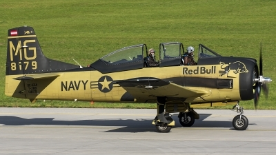 Photo ID 208356 by Thomas Ziegler - Aviation-Media. Private Red Bull North American T 28B Trojan, OE ESA