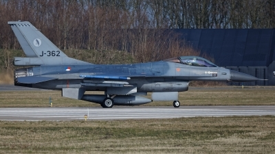 Photo ID 208251 by Rainer Mueller. Netherlands Air Force General Dynamics F 16AM Fighting Falcon, J 362