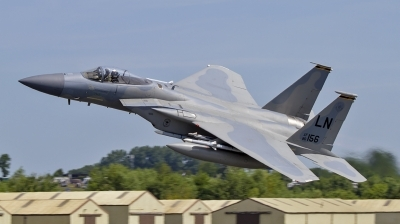 Photo ID 208264 by Craig Pelleymounter. USA Air Force McDonnell Douglas F 15C Eagle, 86 0156