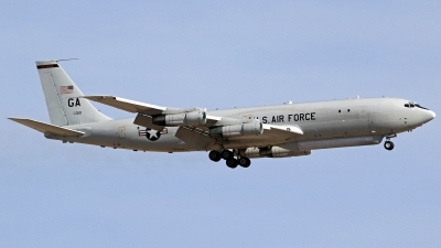 Photo ID 208289 by Richard de Groot. USA Air Force Boeing E 8C Joint Stars, 95 0121