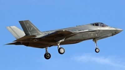 Photo ID 208269 by Richard de Groot. USA Air Force Lockheed Martin F 35A Lightning II, 12 5044