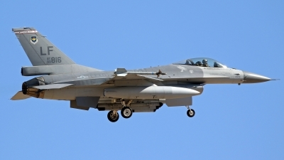 Photo ID 208277 by Richard de Groot. USA Air Force General Dynamics F 16A Fighting Falcon, 93 0816
