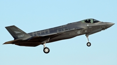 Photo ID 208295 by Richard de Groot. Norway Air Force Lockheed Martin F 35A Lightning II, 5087