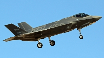 Photo ID 208314 by Richard de Groot. Norway Air Force Lockheed Martin F 35A Lightning II, 5145