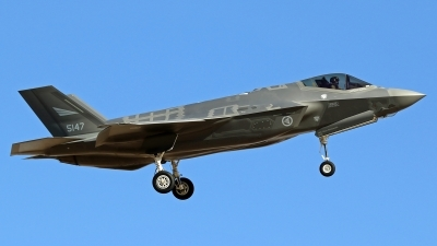 Photo ID 208296 by Richard de Groot. Norway Air Force Lockheed Martin F 35A Lightning II, 5147