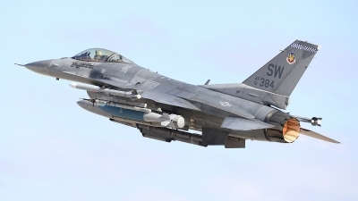 Photo ID 208348 by Peter Boschert. USA Air Force General Dynamics F 16C Fighting Falcon, 91 0384