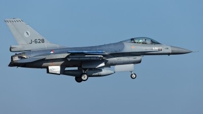 Photo ID 208320 by Rainer Mueller. Netherlands Air Force General Dynamics F 16AM Fighting Falcon, J 628