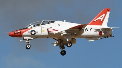 Photo ID 208325 by Hans-Werner Klein. USA Navy McDonnell Douglas T 45C Goshawk, 165492