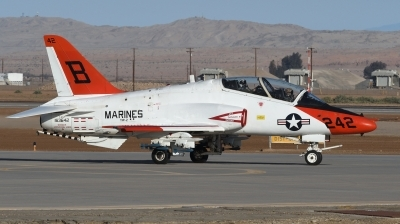 Photo ID 208326 by Hans-Werner Klein. USA Navy McDonnell Douglas T 45C Goshawk, 163642