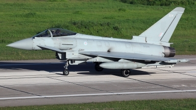 Photo ID 208373 by Carl Brent. UK Air Force Eurofighter Typhoon FGR4, ZK304