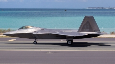 Photo ID 208398 by William T  Shemley. USA Air Force Lockheed Martin F 22A Raptor, 03 4051