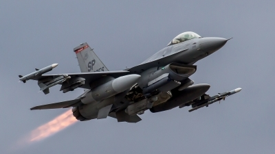 Photo ID 208405 by Adrian Stürmer. USA Air Force General Dynamics F 16C Fighting Falcon, 96 0080