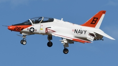 Photo ID 208419 by Hans-Werner Klein. USA Navy McDonnell Douglas T 45C Goshawk, 167101