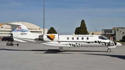 Photo ID 24478 by D. A. Geerts. USA Air Force Learjet C 21A, 86 0374