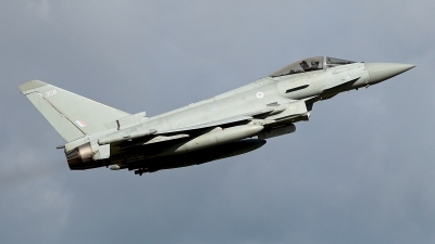 Photo ID 208495 by Carl Brent. UK Air Force Eurofighter Typhoon FGR4, ZK308