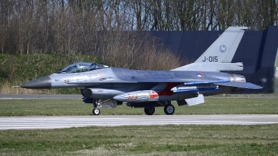 Photo ID 208519 by Peter Boschert. Netherlands Air Force General Dynamics F 16AM Fighting Falcon, J 015