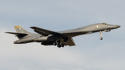 Photo ID 208515 by Brandon Thetford. USA Air Force Rockwell B 1B Lancer, 85 0089