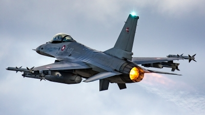 Photo ID 208615 by Thomas Ziegler - Aviation-Media. Denmark Air Force General Dynamics F 16A Fighting Falcon, E 600
