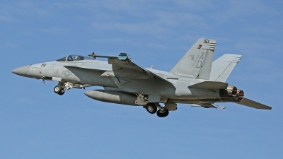 Photo ID 208672 by David F. Brown. USA Navy Boeing F A 18E Super Hornet, 169120