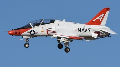 Photo ID 208682 by Hans-Werner Klein. USA Navy McDonnell Douglas T 45C Goshawk, 165625